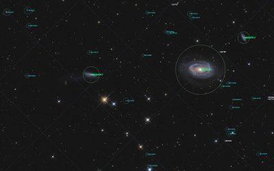 NGC 4725 & 4747