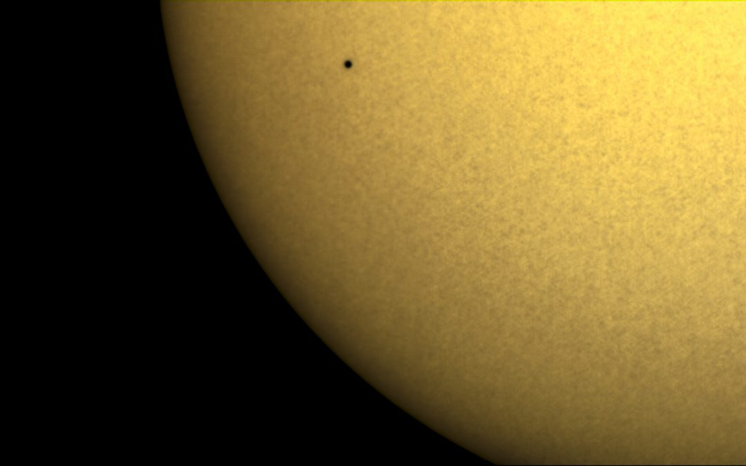 Transit mercure soleil 2019