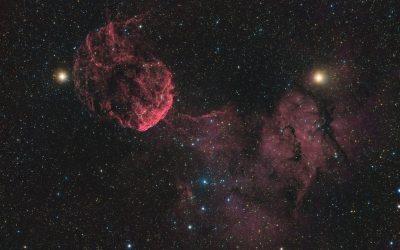 IC 443 Méduse